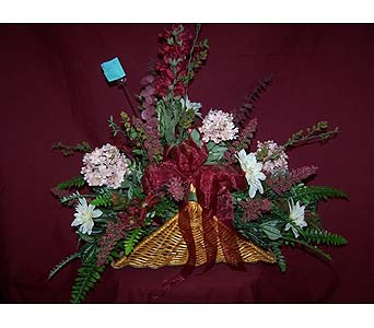 Custom made Silk Arrangements in Bedford IN, Bailey's Flowers & Gifts