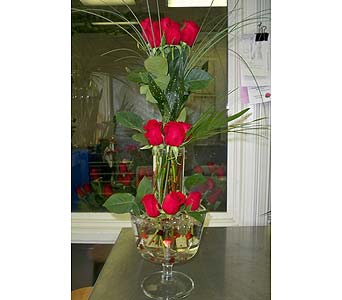 Red Rush in Albuquerque NM, Silver Springs Floral & Gift