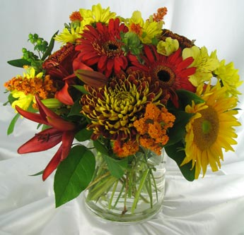 AUTUMN SPLENDOR by Rubrums in Ossining NY, Rubrums Florist Ltd.
