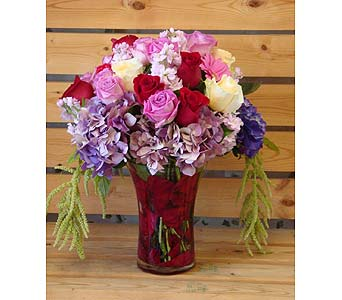 Roses covered roses in Rancho Palos Verdes CA, JC Florist & Gifts