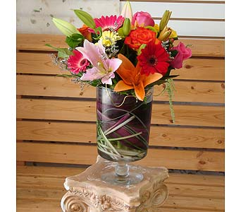 To my friend in Rancho Palos Verdes CA, JC Florist & Gifts