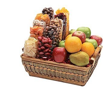 Fruit and Nut Sampler in Dallas TX, Goodies from Goodman