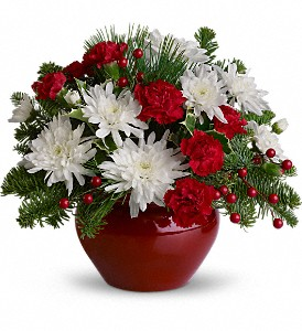 Christmas Treasure in Saraland AL, Belle Bouquet Florist & Gifts, LLC