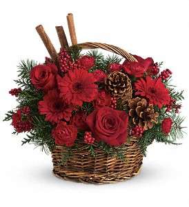 Berries and Spice in Saraland AL, Belle Bouquet Florist & Gifts, LLC