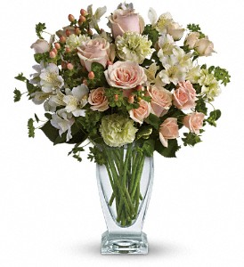 Anything for You by Teleflora in Santa Rosa CA, La Belle Fleur Design