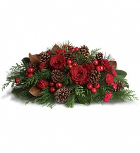 Spirit of the Season in Tuscaloosa AL, Pat's Florist & Gourmet Baskets, Inc.