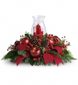 Merry Magnificence in Dubuque IA, New White Florist