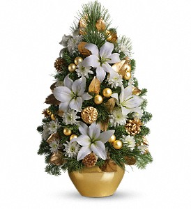 Celebration Tree in New York NY, Fellan Florists Floral Galleria