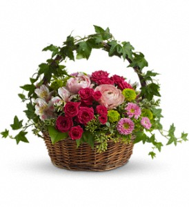 Fairest of All in Bellevue WA, Lawrence The Florist