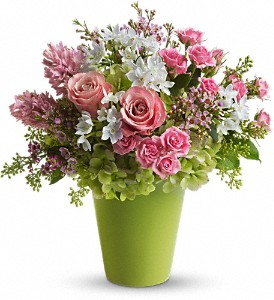 Enchanted Blooms in Fort Wayne IN, Flowers Of Canterbury, Inc.