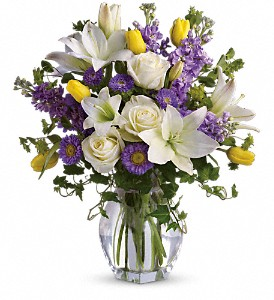 Spring Waltz in Wake Forest NC, Wake Forest Florist