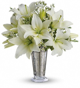 Written in the Stars by Teleflora in Strongsville OH, Floral Elegance