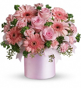 Teleflora's Lovely Lady in West Seneca NY, RJ Bengert Florist
