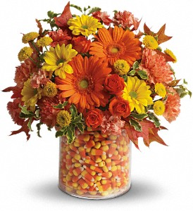 Teleflora's Candy Cornie in Oklahoma City OK, Array of Flowers & Gifts