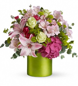 Fancy Flowers by Teleflora in Vernon Hills IL, Liz Lee Flowers