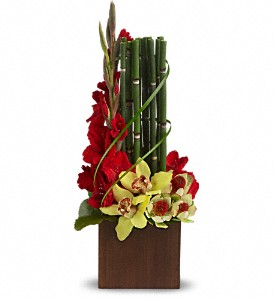 Teleflora's Fantasy Found in Naples FL, Naples Floral Design