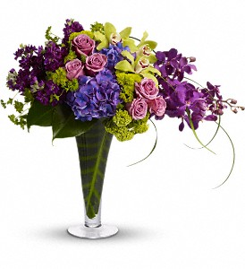 Your Majesty in Dallas TX, Petals & Stems Florist