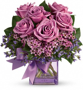 Teleflora's Morning Melody in Fairfield CT, Glen Terrace Flowers and Gifts