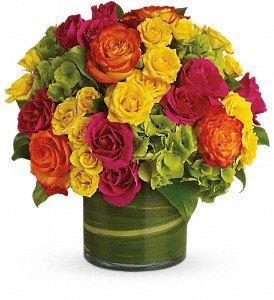 Blossoms in Vogue in Metairie LA, Golden Touch Florist
