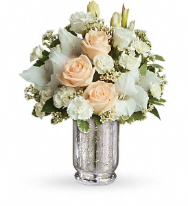 Teleflora's Recipe for Romance in Santa Monica CA, Edelweiss Flower Boutique