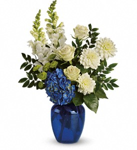 Ocean Devotion in Dubuque IA, New White Florist