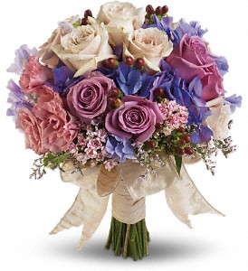 Country Rose Bouquet in Oklahoma City OK, Capitol Hill Florist and Gifts