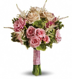 Rose Meadow Bouquet in Gastonia NC, Fine And Fancy Flowers