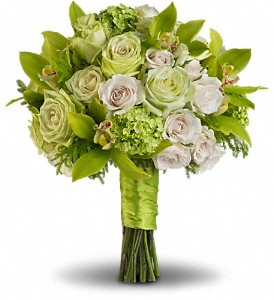 Luscious Love Bouquet in Miami Beach FL, Abbott Florist