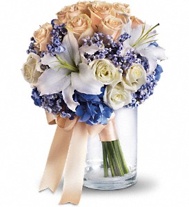 Nantucket Dreams Bouquet in Boston MA, Exotic Flowers