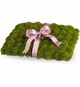 Ringbearer's Pillow in Bakersfield CA, White Oaks Florist