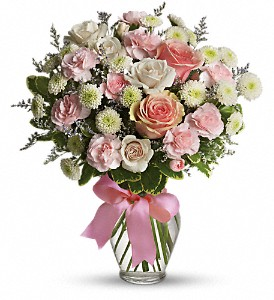 Cotton Candy in Mooresville NC, All Occasions Florist & Gifts<br>704.799.0474