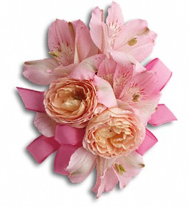 Beloved Blooms Corsage in Big Rapids, Cadillac, Reed City and Canadian Lakes MI, Patterson's Flowers, Inc.