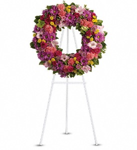 Ringed by Love in New York NY, Fellan Florists Floral Galleria