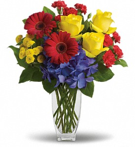 Here's to You by Teleflora in Trumbull CT, P.J.'s Garden Exchange Flower & Gift Shoppe