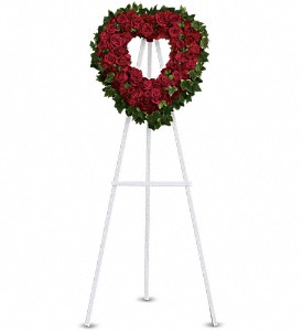 Blessed Heart in Stamford CT, NOBU Florist & Events