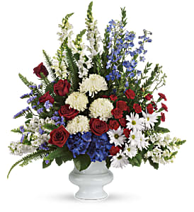 With Distinction in Abington MA, The Hutcheon's Flower Co, Inc.