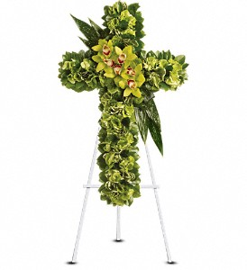 Heaven's Comfort in Newport News VA, Pollards Florist