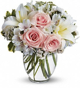 Arrive In Style in Dubuque IA, New White Florist