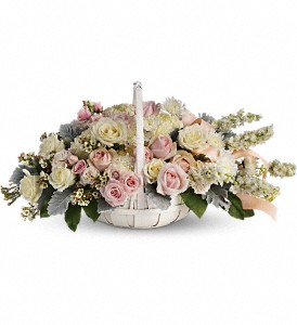 Dawn of Remembrance Basket in Newark CA, Angels 24 Hour Flowers<br>510.794.6391