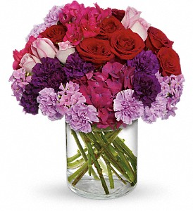 Roman Holiday in Fairfield CT, Town and Country Florist