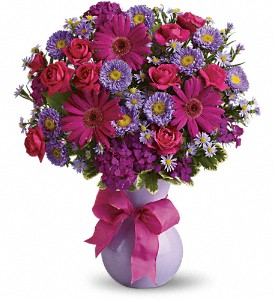 Teleflora's Joyful Jubilee in Golden CO, Fleur-De-Lis Flowers