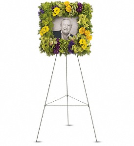 Richly Remembered in Bakersfield CA, White Oaks Florist