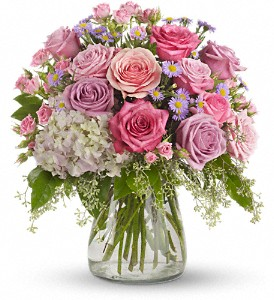 Your Light Shines in Charlottesville VA, A New Leaf Florist