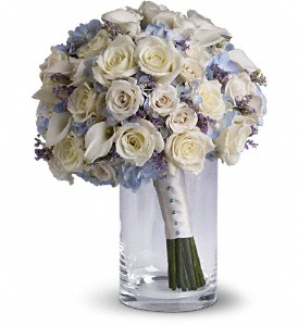 Lady Grace Bouquet in Aston PA, Minutella's Florist
