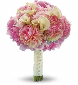 My Pink Heaven Bouquet in Surrey BC, 99 Nursery & Florist Inc