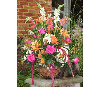 Magenta Magic in Guilford CT, Guilford White House Florist