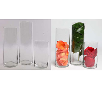Cylinder Vases in Oshkosh WI, House of Flowers