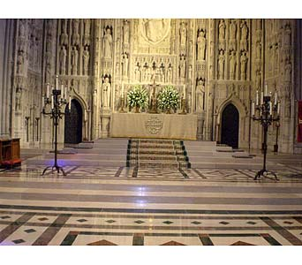 Our Wedding at The National Cathedral in Hanover PA, Country Manor Florist