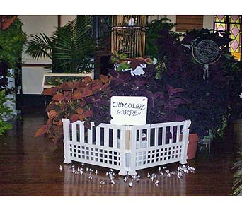 The Chocolate Garden in Hanover PA, Country Manor Florist