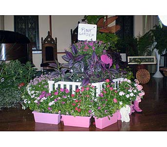 The Pink Garden in Hanover PA, Country Manor Florist